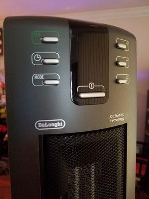 Delonghi portable heater for Sale in Apollo Beach, FL