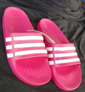 BRAND NEW ADIDAS SLIDES for Sale in Tacoma, WA