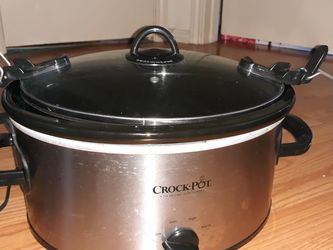 Crock Pot The Original Slow Cooker, And The Printer Is Free! for Sale in Dallas,  TX
