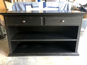Pottery Barn storage console for Sale in Redmond, WA