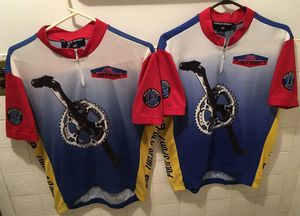 Polo bike crank cycling jersey, large ( only one for sale) for Sale for sale  Brooklyn, NY