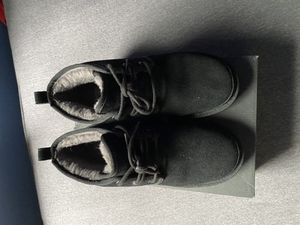 Ugg boots all black size 10 for Sale in Pittsburgh, PA