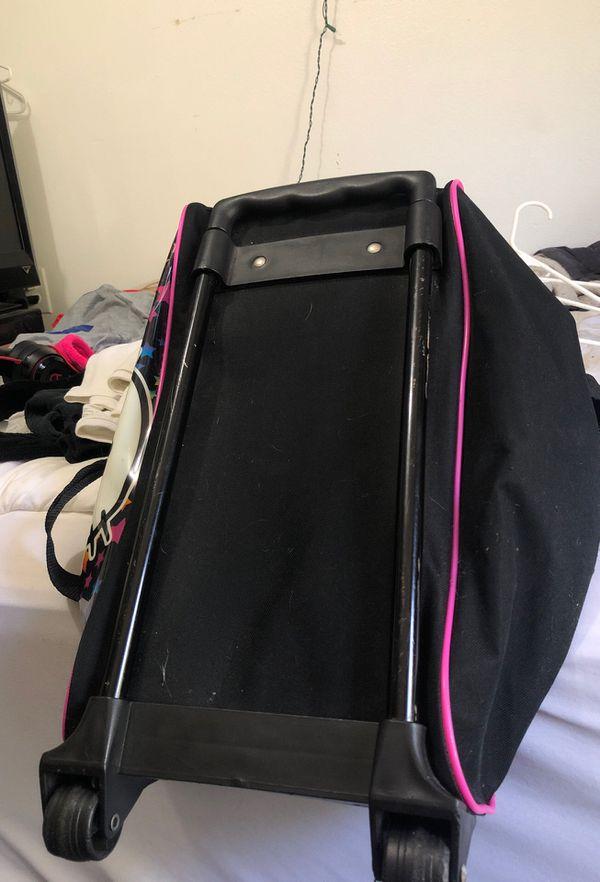 hello kitty children's luggage