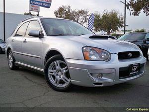 2004 Subaru Impreza Wagon for Sale in Garden Grove, CA