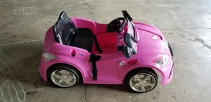 Powerwheels Hello kitty car for Sale in Portland, OR