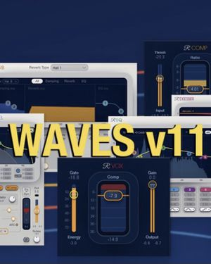 Waves Complete 11 Mercury - 172 Plug-ins 400 Components for Sale in Los Angeles, CA