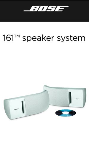 Bose 161 Speakers for Sale in Detroit, MI