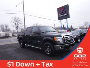 2012 Ford F-150 for Sale in Detroit, MI