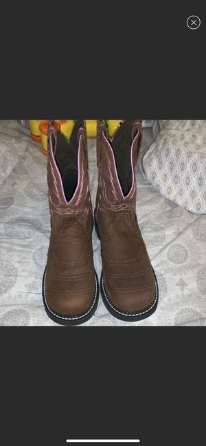 Justin women's boots size 11 for Sale in Port Richey, FL