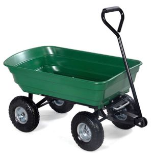 Heavy Duty Yard Dump Cart for Sale in Rancho Cucamonga, CA