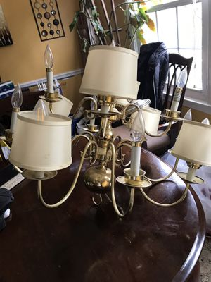 Chandelier for your dining room. for Sale in Alexandria, VA