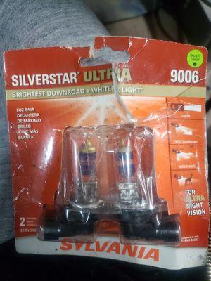 Sylvania silverstar ultra headlights 9006 for Sale in Lehi, UT