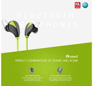 Bluetooth Headphones,Wireless Sports Earphones HD Waterproof 100% Sweatproof Earbuds for Workout 8 Hour Long LastingBattery Noise Cancelling CVC 6.0 for Sale in Piscataway, NJ