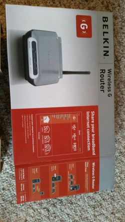 Belkin Router for Sale in Hillsboro,  OR