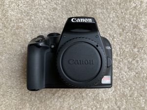Canon Rebel XS BODY ONLY for Sale in North Bethesda, MD