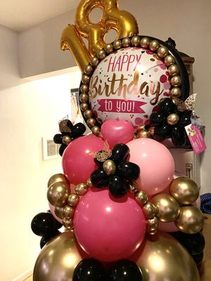 Balloon arrangements for Sale in Moreno Valley, CA