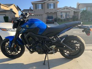Yamaha FZ09 motorcycle for Sale in Beaumont, CA
