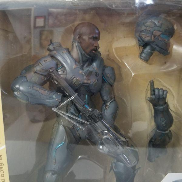 SPARTAN LOCKE Halo 5 Guardians McFarlane Toys Exclusive 10 Inch action figure NEW