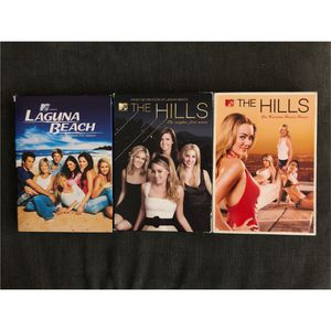 Laguna Beach & The Hills DVD Sets for Sale in San Jose, CA