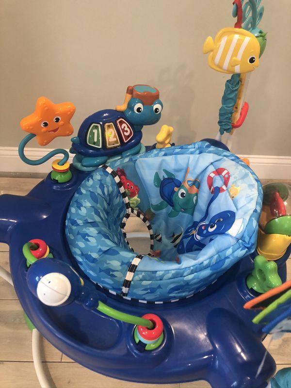 Baby Einstein Neptunes Ocean Discovery Jumper