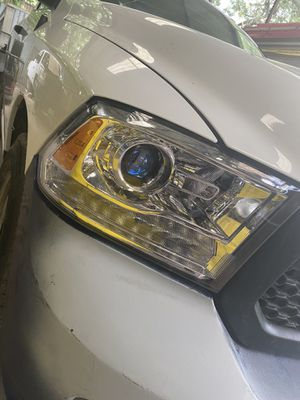 Ram RT headlights for Sale in Channelview, TX