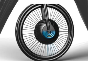 "New!! 26"" electric front bicycle wheel , 26"" electric front bicycle wheel w Bluetooth 4.0 , for Android IOS for Sale in Phoenix, AZ"