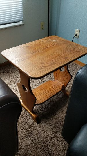 Coffee and End table for Sale in Mount Pleasant, MI