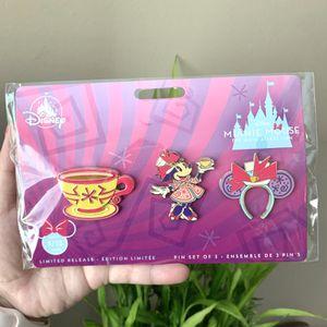 Disneyland Alice In Wonderland Pins for Sale in Los Angeles, CA