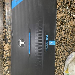JL AUDIO 1500 Amp for Sale in Homestead, FL