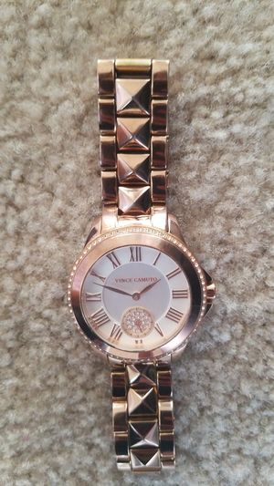 Vince Camuto rose gold women's watch for Sale in Rockville, MD