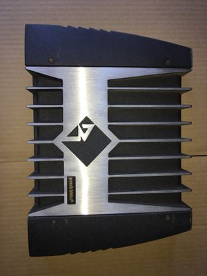 """Old SCHOOL Car Audio Rockford Fosgate Amplifier and 12"""" rare SVC Eclipse Alum Subwoofer for Sale in San Diego, CA"""