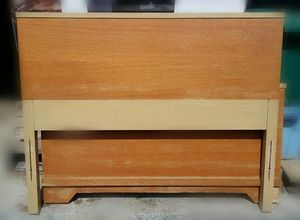 1960's Twin Bed Frame for Sale in Petoskey, MI