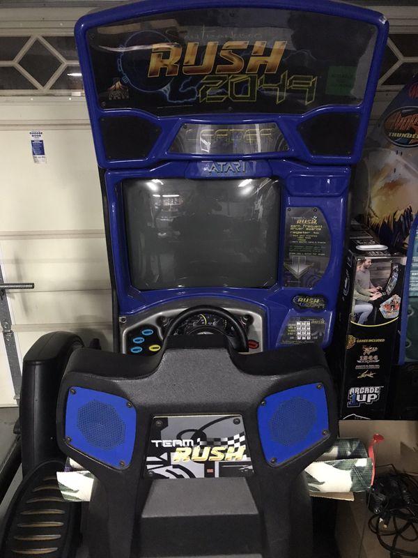 San Francisco Rush 2049 Arcade Game