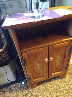 Small wooden storage cupboards for Sale in Columbia, MO