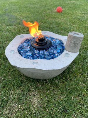 Local Pickup-(Each) Patio, Yard, Walk way, Balcony, Deck or Pool side. Fire Pit Pot for Sale in Chicago, IL