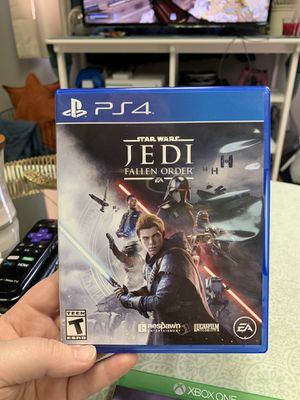 PS4 Star Wars : Fallen Order Video Game for Sale in Mingo Junction, OH