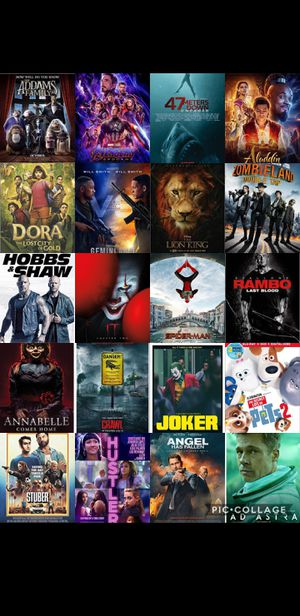 1 for $3 or 4 for $10 NEW MOVIES DVD or USB! Arlington Duncanville Dallas Oak Cliff Irving Lewisville for Sale in Duncanville, TX