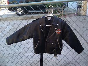 Harley Davidson boys jacket for Sale in Modesto, CA