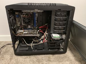 Desktop computer (parts listed) for Sale in Richland, WA