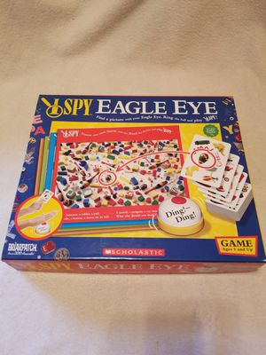 *Vintage* ISPY Eagle Eye Game *$10!* for Sale in Galloway, OH