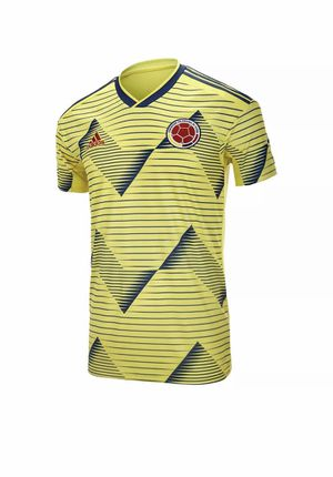 NEW Adidas 2019 Colombia Home Authentic Soccer Jersey Men's New with tags for Sale in Tennerton, WV