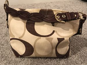 Coach purse for Sale in Butler, PA