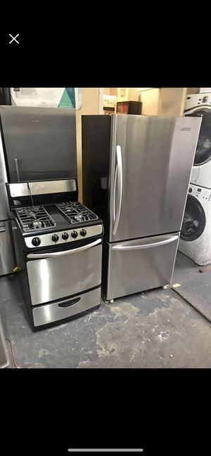 Refrigerator stove 24 and 30 inch for Sale for sale  Bronx, NY