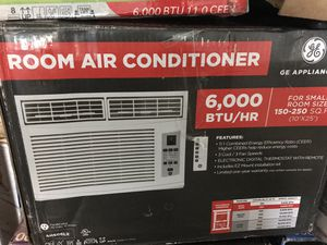 BRAND NEW AIR CONDITIONER GE AND HAIER for Sale in Columbus, OH