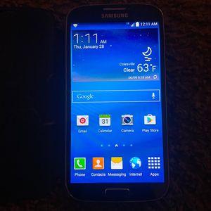 Galaxy S 4 Clean Unlock Not a scratch on it for Sale in Philadelphia, PA