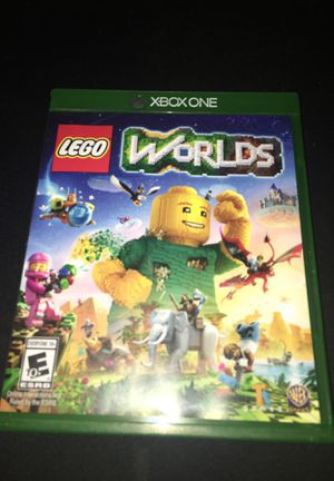 Xbox One LEGO Worlds for Sale in San Jose, CA