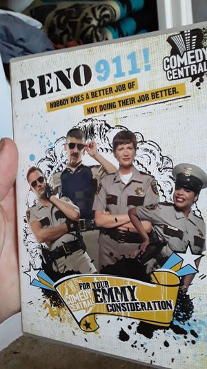 Reno 911 for your Emmy consideration for Sale in Redwood City, CA