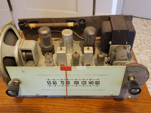Heathkit tube receiver for Sale in Cleveland, OH