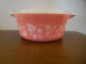 Pink Gooseberry Pyrex 475 for Sale in UNIVERSITY PA, MD