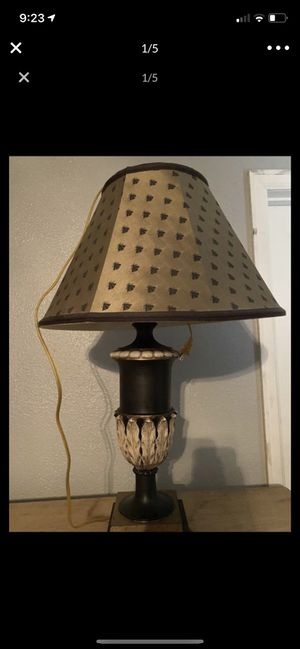 The lamp you've been wanting for Sale in San Antonio, TX